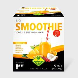 Smoothie bio Tropical